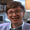 a young Bill Gates