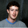 a young Mark Zuckerberg